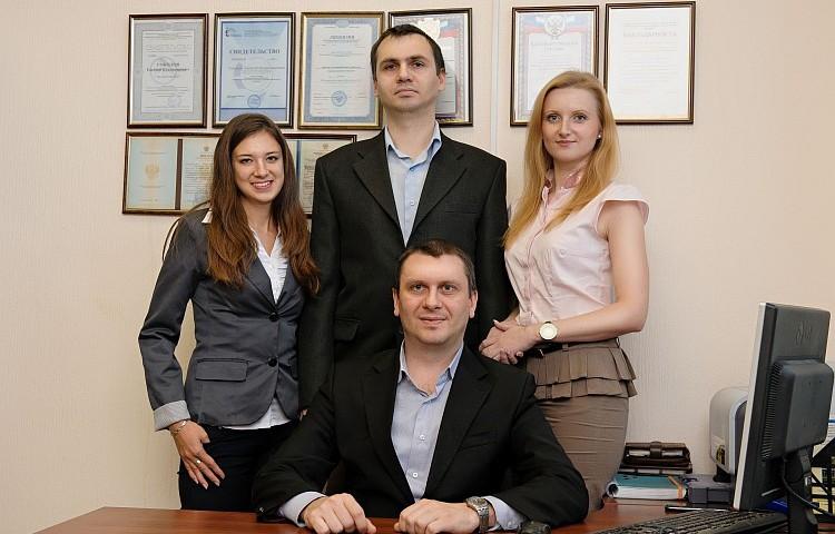 Коллектив сотрудников Северной оценочной компании